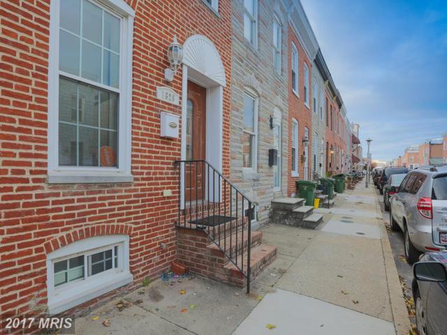 1628 Clarkson Street, Baltimore, MD 21230 (#BA10107609) :: The Lingenfelter Team