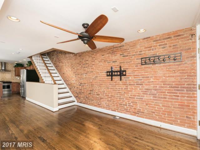 1348 Andre Street, Baltimore, MD 21230 (#BA10107633) :: SURE Sales Group
