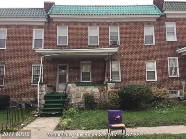 3009 Poplar Terrace, Baltimore, MD 21216 (#BA10107815) :: Blackwell Real Estate