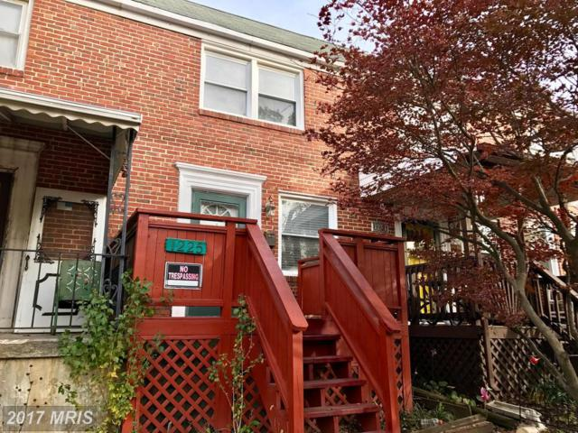 1225 Anglesea Street, Baltimore, MD 21224 (#BA10108049) :: Provident Real Estate