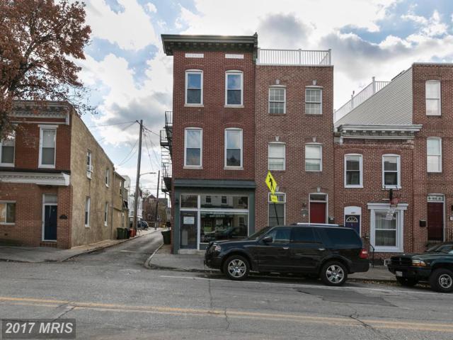 211 Fort Avenue E, Baltimore, MD 21230 (#BA10108216) :: The Miller Team