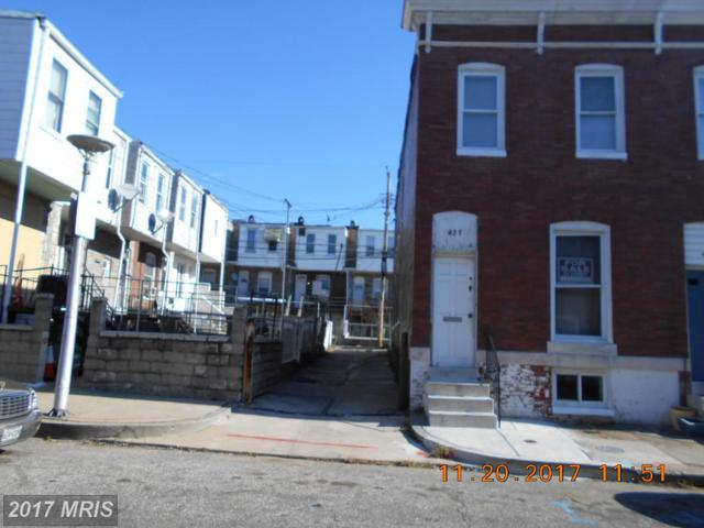 427 Streeper Street, Baltimore, MD 21224 (#BA10108289) :: Wes Peters Group