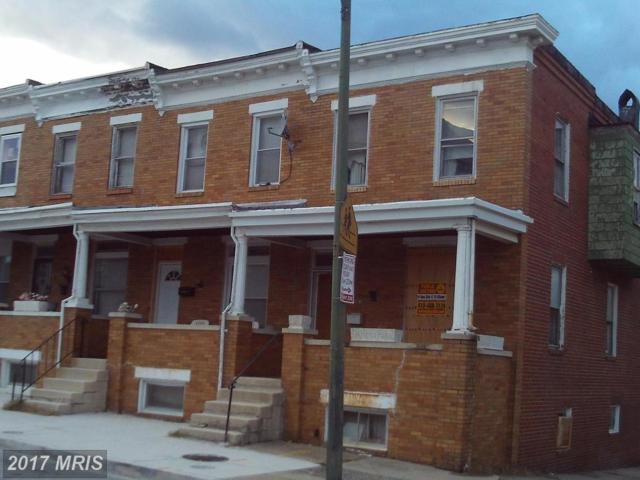 2718 Oliver Street, Baltimore, MD 21213 (#BA10108441) :: The Miller Team