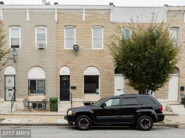 505 Lakewood Avenue N, Baltimore, MD 21205 (#BA10108872) :: Wicker Homes Group