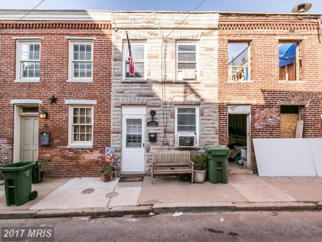 306 S Duncan Street, Baltimore, MD 21231 (#BA10110181) :: Pearson Smith Realty