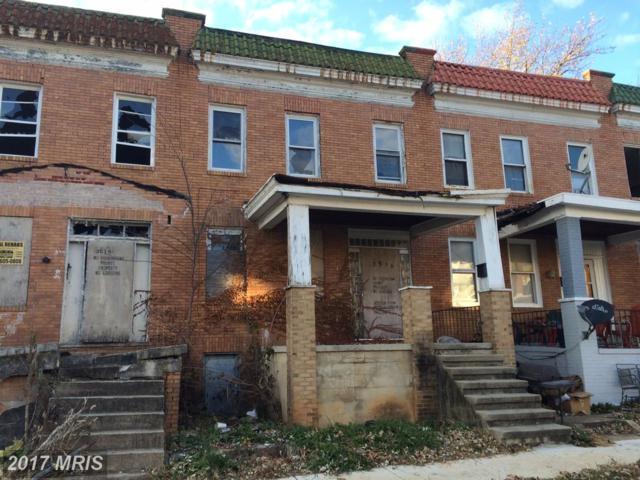 3516 Oakmont Avenue, Baltimore, MD 21215 (#BA10111542) :: Pearson Smith Realty