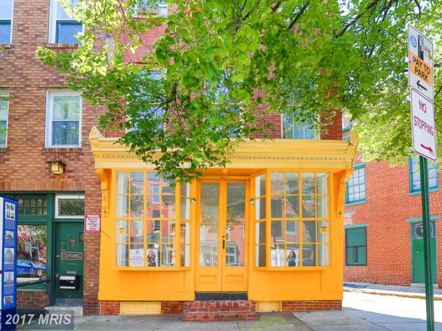 233 Read Street, Baltimore, MD 21201 (#BA10112208) :: Pearson Smith Realty