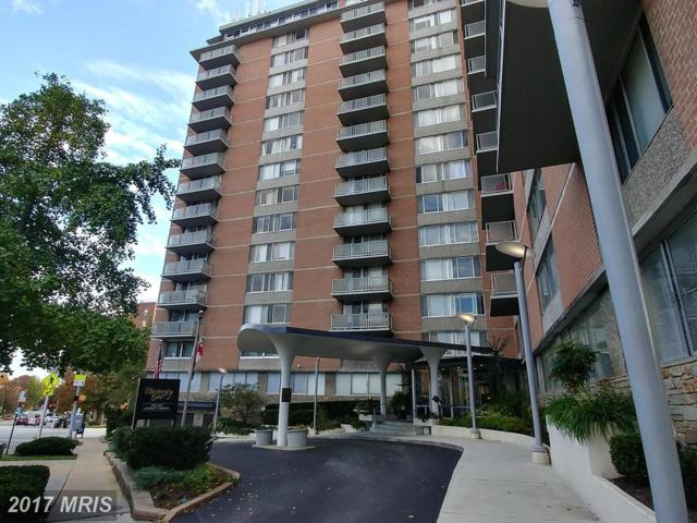 1 University Parkway #610, Baltimore, MD 21218 (#BA10114321) :: Pearson Smith Realty