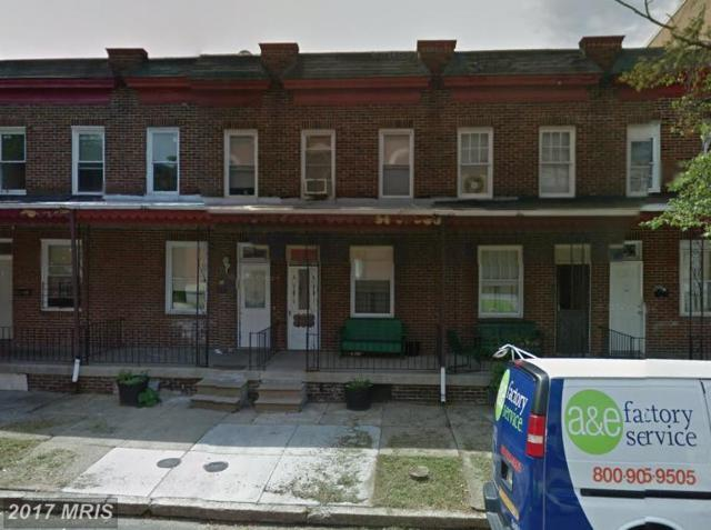1322 Division Street, Baltimore, MD 21217 (#BA10114381) :: Pearson Smith Realty