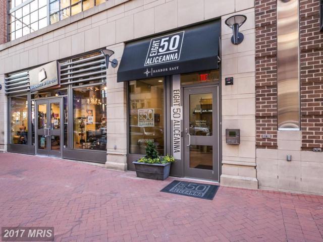 850 Aliceanna Street #501, Baltimore, MD 21202 (#BA10114658) :: Pearson Smith Realty