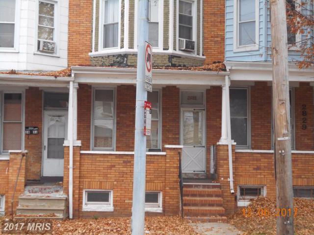 2831 Erdman Avenue, Baltimore, MD 21213 (#BA10114820) :: Pearson Smith Realty