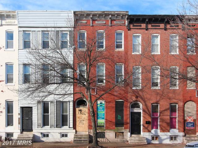 1526 Caroline Street N, Baltimore, MD 21213 (#BA10116405) :: Pearson Smith Realty