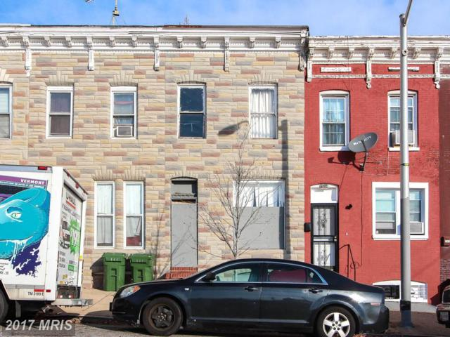 1512 Hoffman Street E, Baltimore, MD 21213 (#BA10116416) :: Pearson Smith Realty