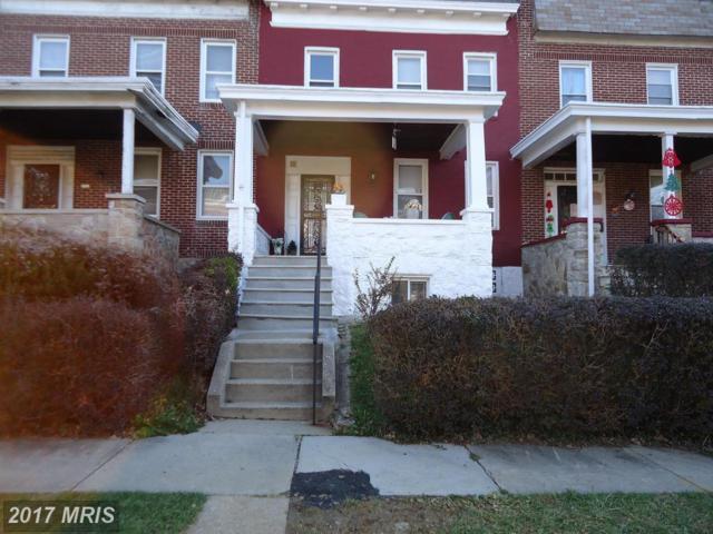 5107 Queensberry Avenue, Baltimore, MD 21215 (#BA10116829) :: Pearson Smith Realty