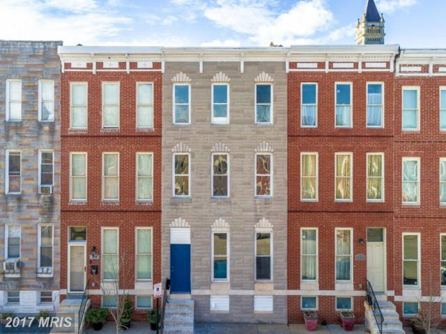 1426 N. Bond Street N, Baltimore, MD 21213 (#BA10117481) :: Pearson Smith Realty