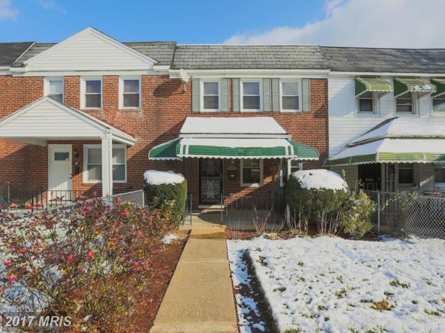 909 Lyndhurst Street, Baltimore, MD 21229 (#BA10118094) :: RE/MAX Advantage Realty