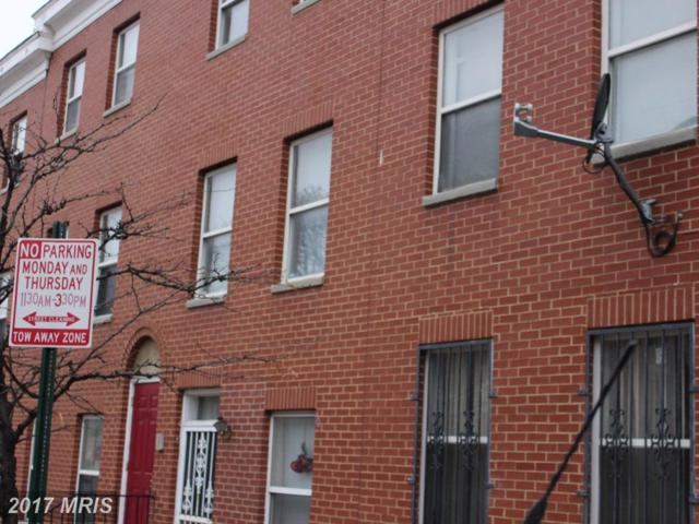 1206 Lafayette Avenue W #11, Baltimore, MD 21217 (#BA10118136) :: RE/MAX Gateway
