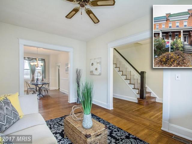 4218 Falls Road, Baltimore, MD 21211 (#BA10118508) :: MidAtlantic Real Estate