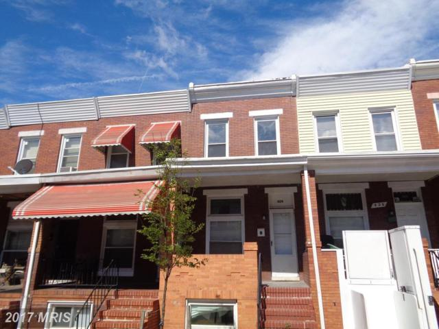 424 Robinson Street N, Baltimore, MD 21224 (#BA10119360) :: Pearson Smith Realty