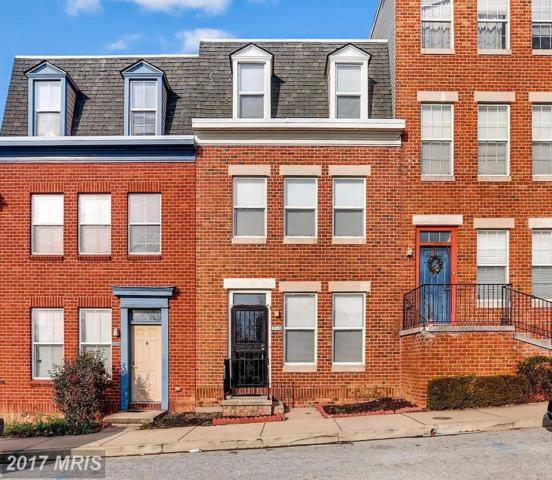 1524 Fairmount Avenue, Baltimore, MD 21231 (#BA10120065) :: The Sebeck Team of RE/MAX Preferred