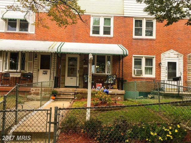 1925 Harman Avenue, Baltimore, MD 21230 (#BA10120382) :: Pearson Smith Realty