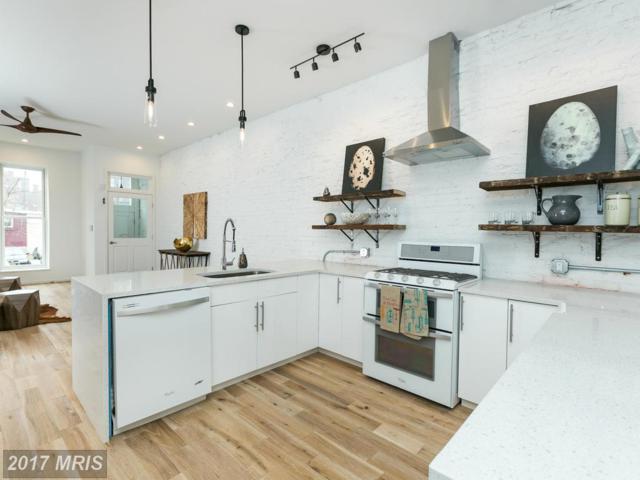 327 Lanvale Street E, Baltimore, MD 21202 (#BA10120583) :: Jacobs & Co. Real Estate