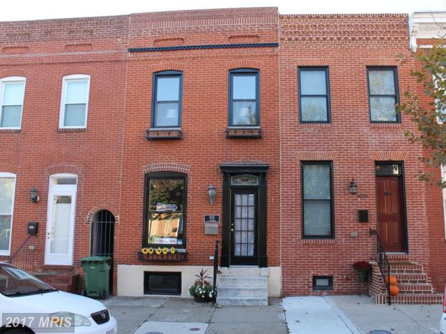 822 Kenwood Avenue S, Baltimore, MD 21224 (#BA10120671) :: The Sebeck Team of RE/MAX Preferred