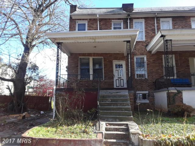 725 Rosedale Street N, Baltimore, MD 21216 (#BA10121287) :: Pearson Smith Realty