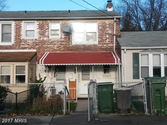 4824 Hoffman Street, Baltimore, MD 21205 (#BA10121719) :: Circadian Realty Group