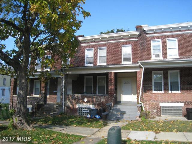 2806 Springhill Avenue, Baltimore, MD 21215 (#BA10121860) :: The Crews Team