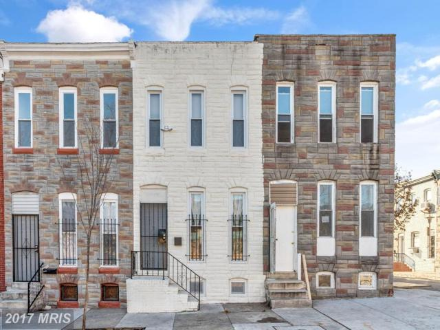 1419 W Ostend Street, Baltimore, MD 21223 (#BA10125155) :: Pearson Smith Realty