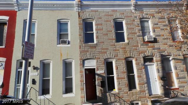 1818 Collington Avenue N, Baltimore, MD 21213 (#BA10125306) :: Pearson Smith Realty