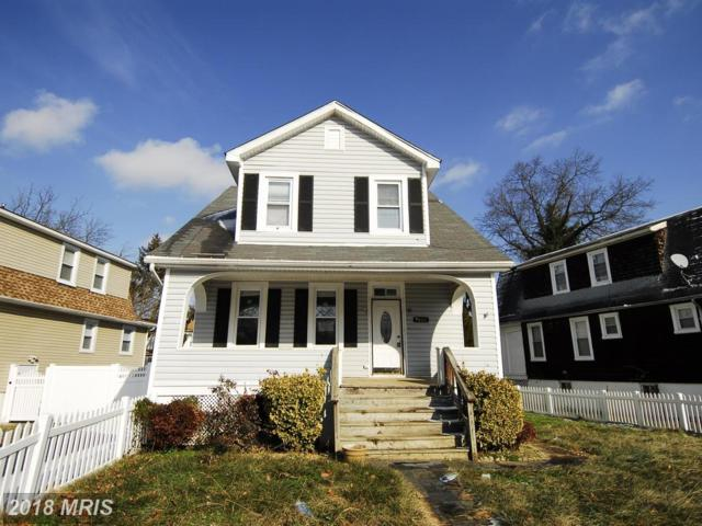 3822 Ridgewood Avenue, Baltimore, MD 21215 (#BA10126352) :: Pearson Smith Realty