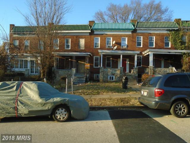2928 Oakley Avenue, Baltimore, MD 21215 (#BA10127185) :: Pearson Smith Realty