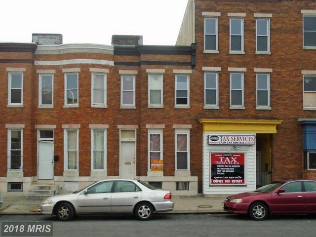 537 Cumberland Street, Baltimore, MD 21217 (#BA10127208) :: Pearson Smith Realty