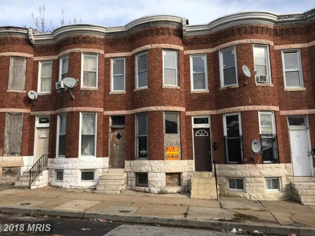 1817 Payson Street N, Baltimore, MD 21217 (#BA10127341) :: Pearson Smith Realty