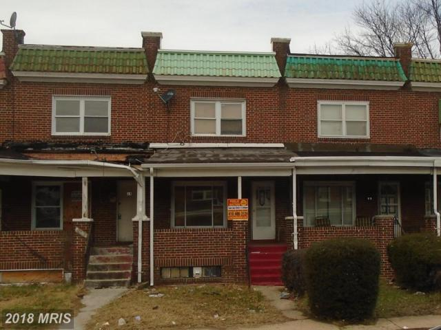 66 Morley Street S, Baltimore, MD 21229 (#BA10127783) :: Pearson Smith Realty