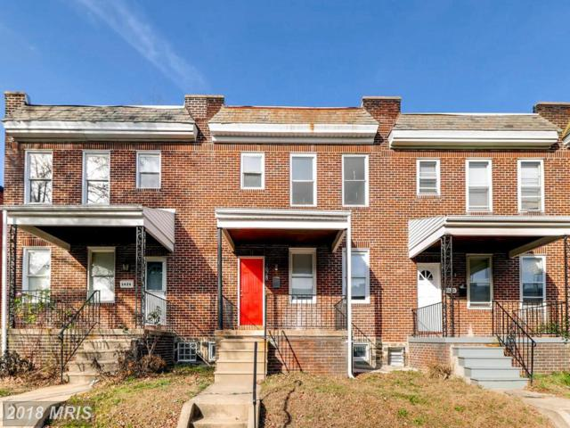 3628 Elmley Avenue, Baltimore, MD 21213 (#BA10127788) :: Pearson Smith Realty