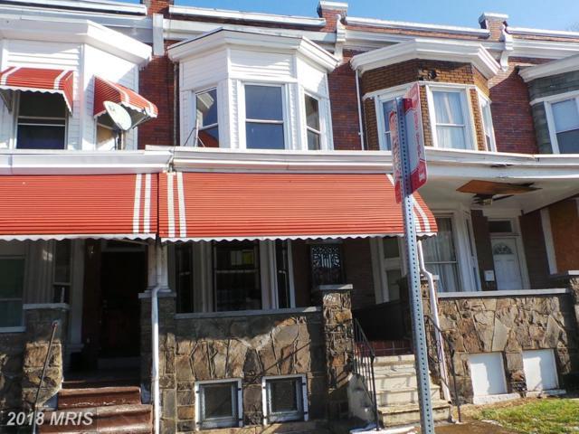1135 Poplar Grove Street, Baltimore, MD 21216 (#BA10127905) :: The Gus Anthony Team