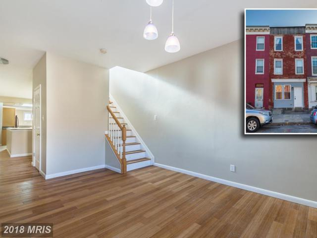 1929 Lombard Street W, Baltimore, MD 21223 (#BA10128102) :: Pearson Smith Realty