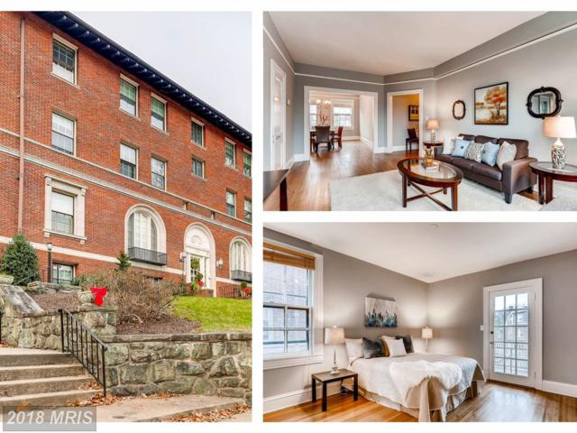 903 University Parkway #302, Baltimore, MD 21210 (#BA10128618) :: Pearson Smith Realty