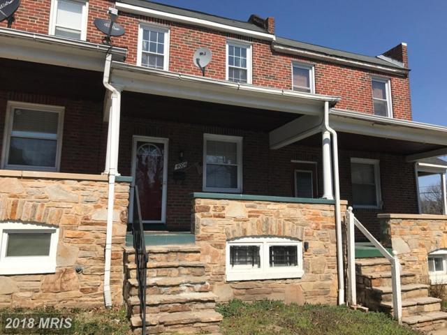 4004 Walrad Street, Baltimore, MD 21229 (#BA10129181) :: Pearson Smith Realty