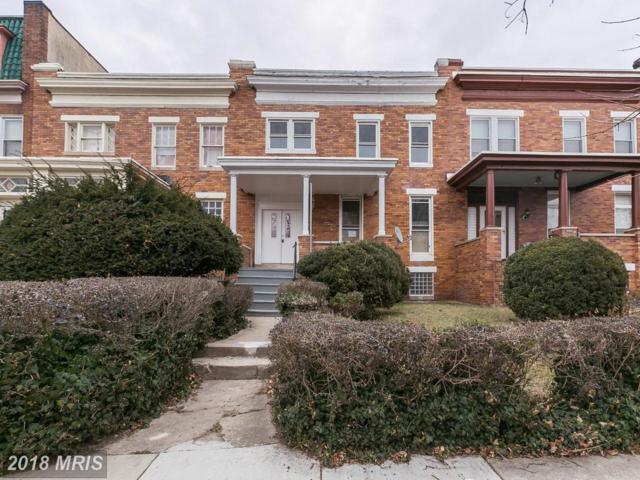 2417 Brookfield Avenue, Baltimore, MD 21217 (#BA10129990) :: Pearson Smith Realty