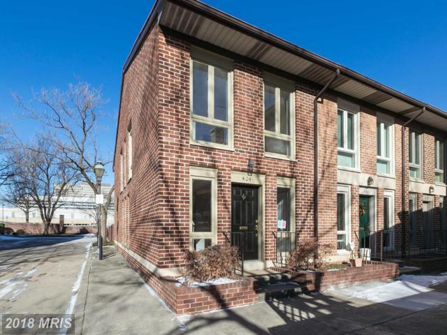 424 Hanover Street, Baltimore, MD 21201 (#BA10130804) :: SURE Sales Group