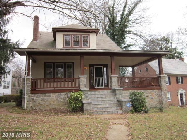 1801 Chelsea Road, Baltimore, MD 21216 (#BA10131034) :: Keller Williams Pat Hiban Real Estate Group