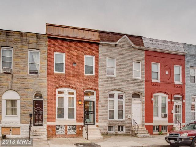 337 21ST Street, Baltimore, MD 21218 (#BA10131053) :: The MD Home Team