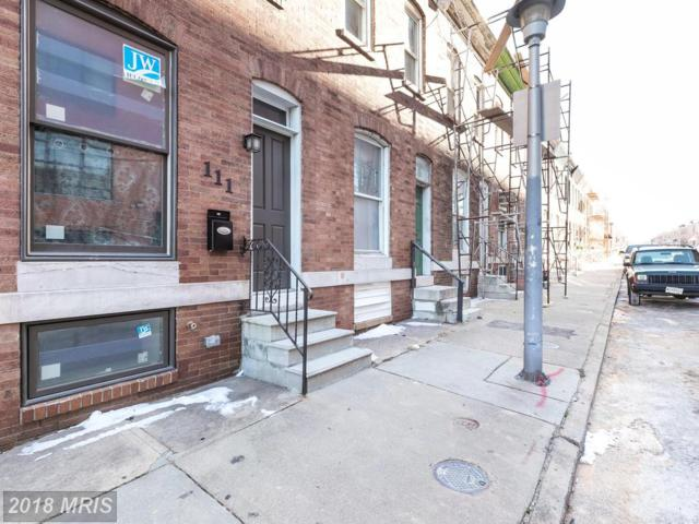 111 Robinson Street S, Baltimore, MD 21224 (#BA10131372) :: Pearson Smith Realty