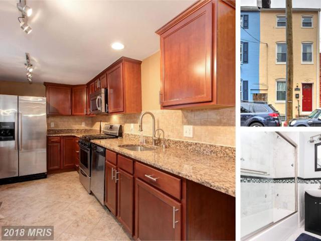 121 Regester Street S, Baltimore, MD 21231 (#BA10131610) :: Pearson Smith Realty