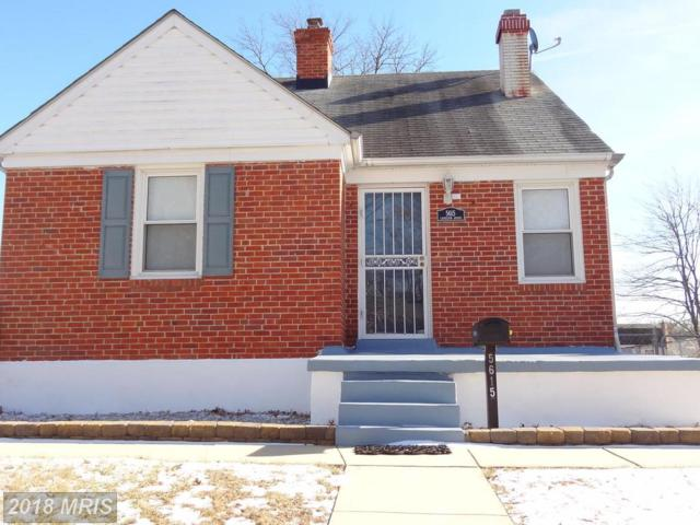 5615 Laurelton Avenue, Baltimore, MD 21214 (#BA10131695) :: Pearson Smith Realty