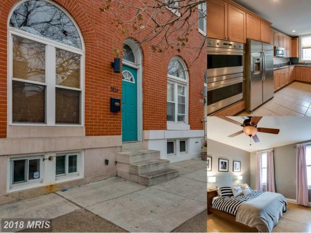 3116 Baltimore Street E, Baltimore, MD 21224 (#BA10132303) :: Pearson Smith Realty